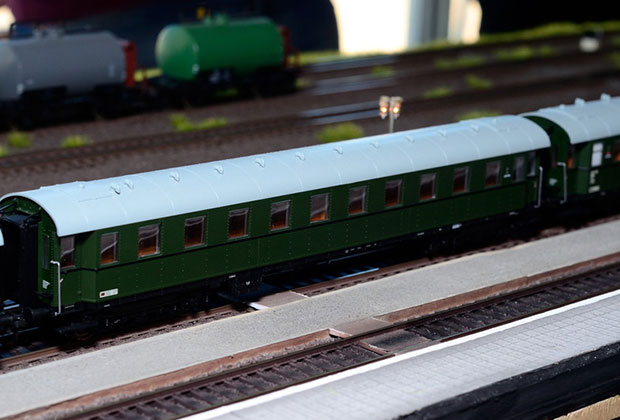 鉄道模型 客車