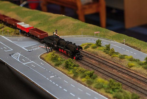 鉄道模型 汽車
