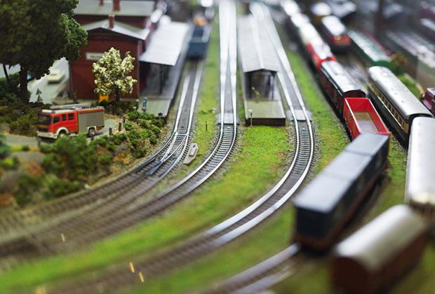 鉄道模型 線路